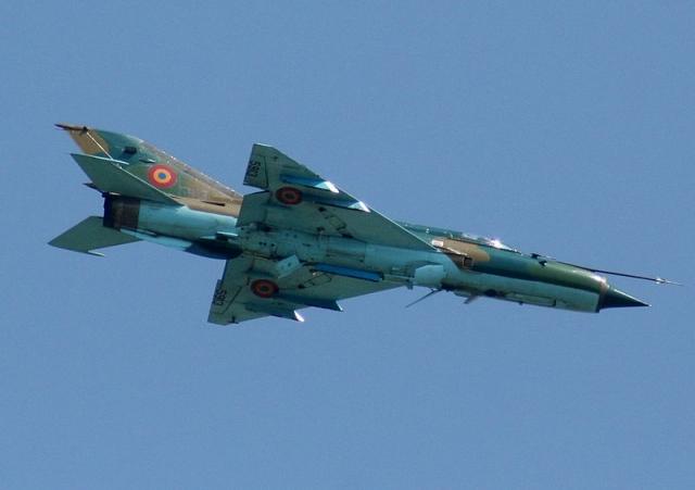 Хорватия требует от Украины новые МиГ-21 взамен «фальшивых»