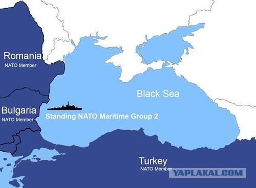 НАТО обвинило Россию в нарушении военного равновесия в Черном море