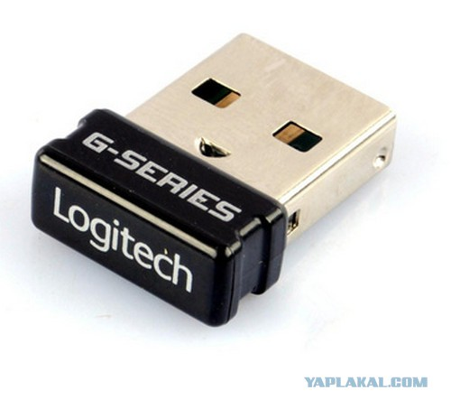 Нужен приемник Logitech G