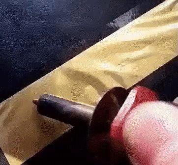 Гравировка на одежде фольгой и паяльником