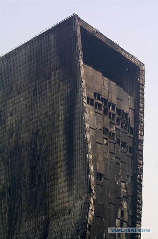 Пекинский пожар, страшный и беспощадный