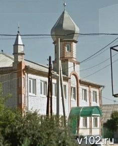 В Волгограде попытались поджечь вторую мечеть