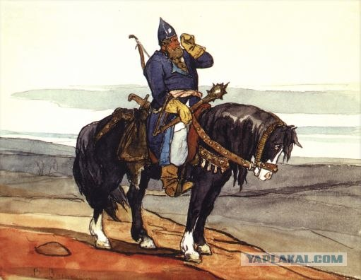 Славянские былинные герои и злодеи