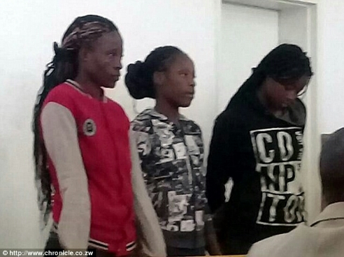 Святые угодники! В Зимбабве трёх девушек арестовали за изнасилование пастора