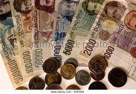 Итальянец унаследовал 1,5 миллиона евро в лирах, но не может их обменять