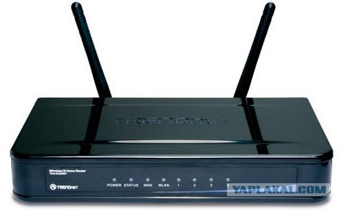 TRENDnet TEW632BRP Wireless N