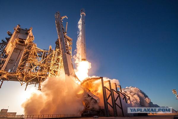 Отжали. SpaceX принялась хоронить «Роскосмос»