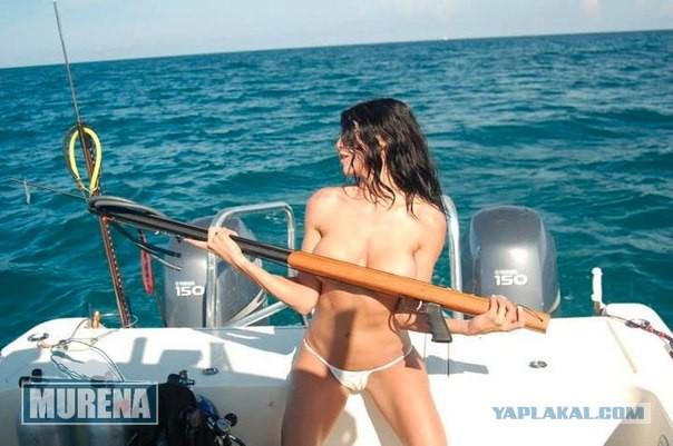 ружье для ловли рыбы