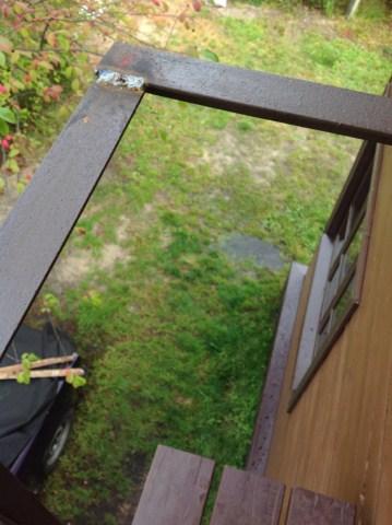 Строим крыльцо и балкон