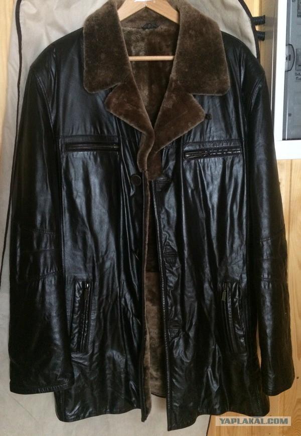 Куртка да дубленка