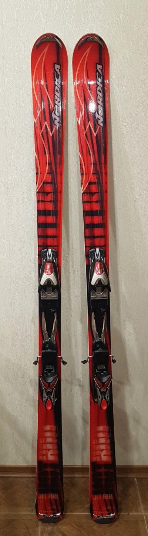 [МСК] Продам горные лыжи (экспертные универсалы) Nordica Hot Rod Jet Fuel 178 см