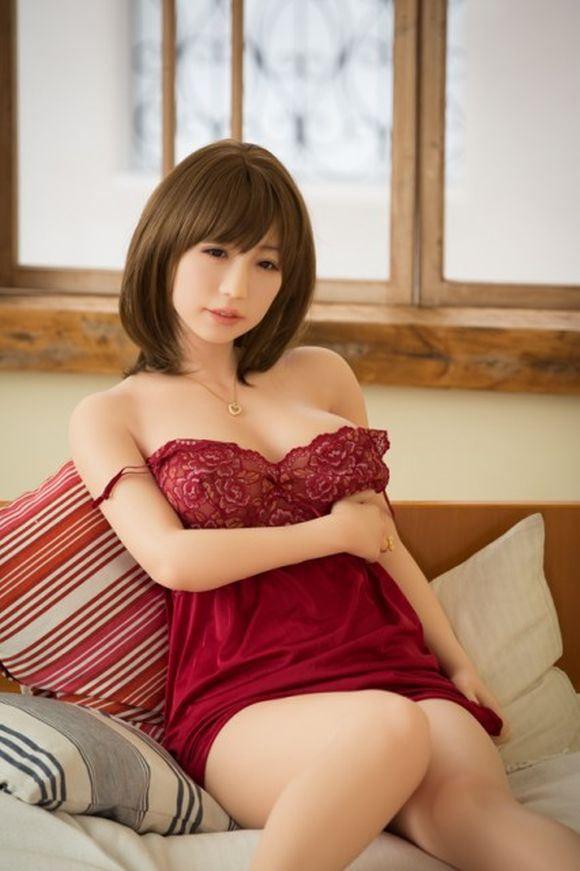 Японские секс-куклы выходят на новый уровень