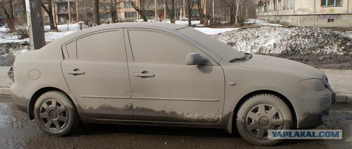 Нужно ли мыть машину зимой? - ЯПлакалъ