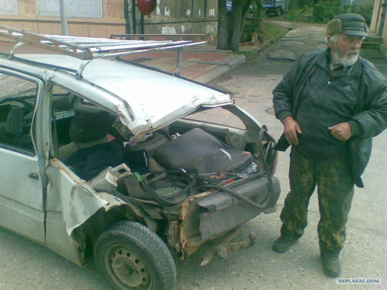 Трахнули за разбитую машину 3 фотография