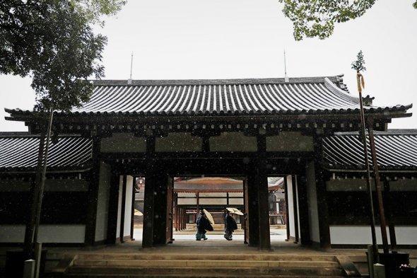 Интронизация нового императора Японии Нарухито. Фоторепортаж