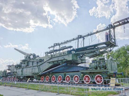 Последний причал «сухопутного линкора»: история артустановки ТМ-3-12