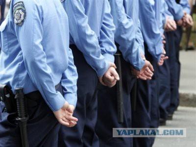 Милиция города Донецка