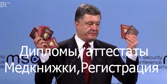 Порошенко продемонстрировал участникам Мюнхенской конференции паспорта и военные билеты солдат РФ, воевавших в Украине - Цензор.НЕТ 3219