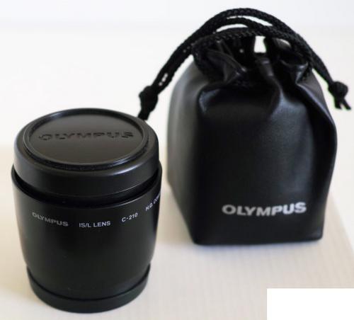 Olympus c-210 ZoomConverter
