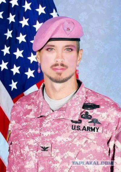 Проблемы в армии США