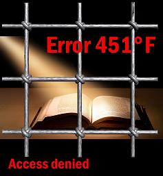 Флибуста заблокирована
