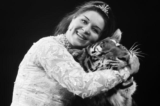 королева тигров маргарита назарова