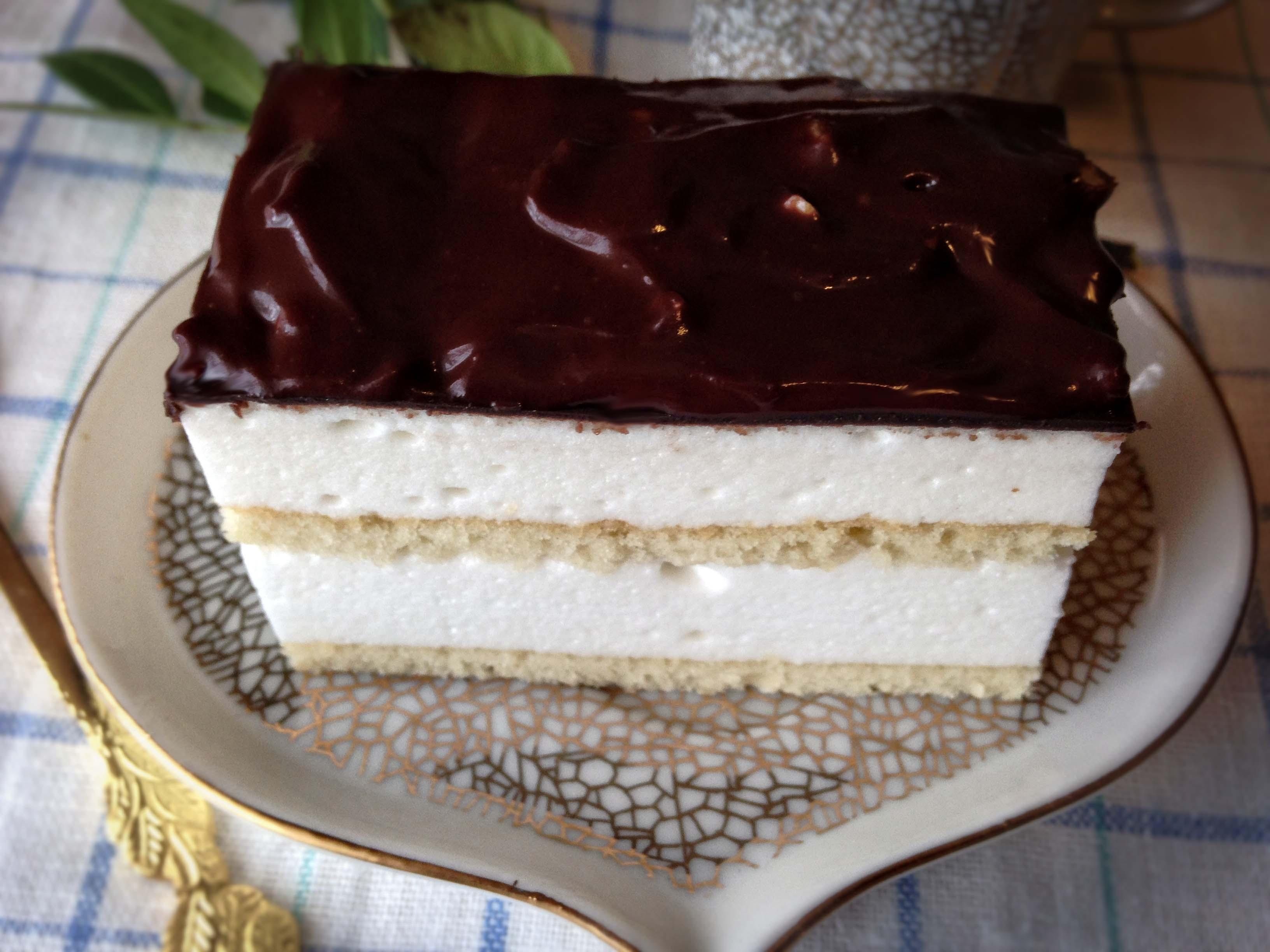 Птичье молоко - торт - рецепт с фото 10