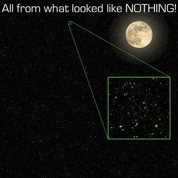 Фотографии, которые откроют вам глаза на нашу Вселенную