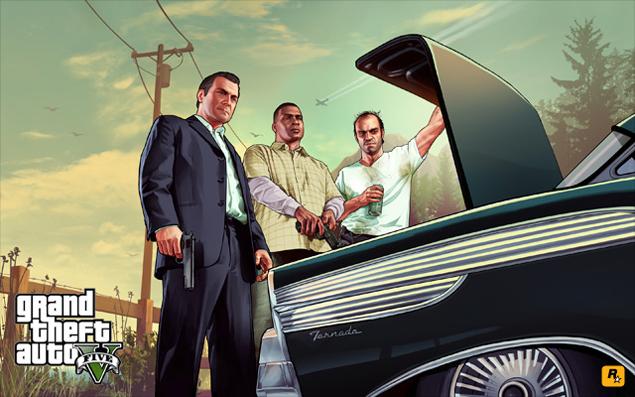 GTA 5: $800 миллионов за первый день продаж