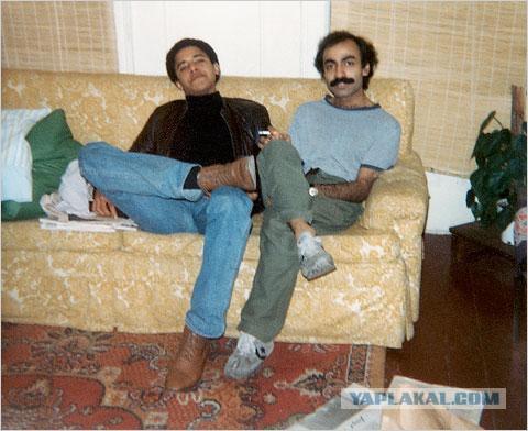 Барак Обама состоял в гей-браке.