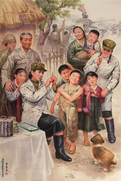 Современное северокорейское искусство