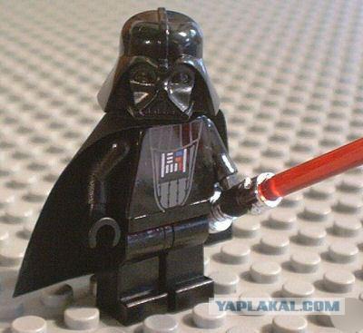 Лего в метро!