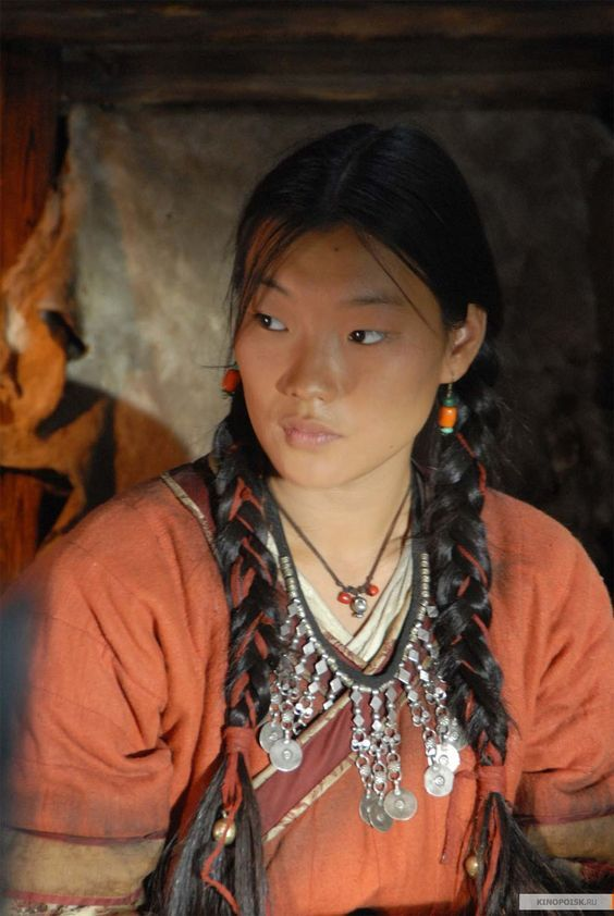 Потомки Чингизхана - современные монголки