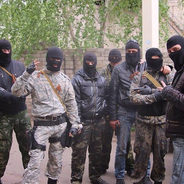 В районе Славянска началась спецоперация украинских войск