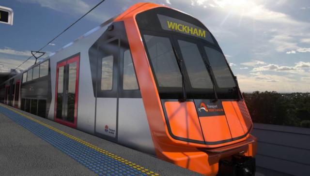 Австралийские власти потратили два миллиарда долларов на новые поезда, которые не влезают в тоннели