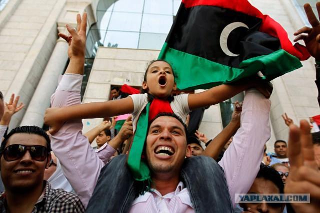 Пять лет без Каддафи: как свержение ливийского лидера обернулось катастрофой для страны