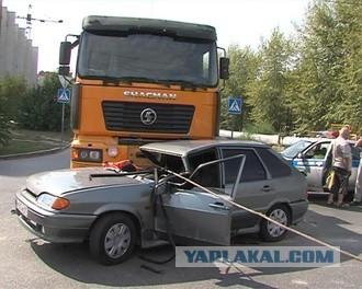 Пассажира убило буксировочным тросом