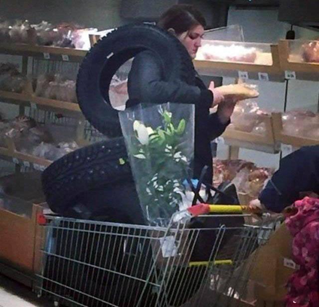 Есть женщины в русских селеньях!