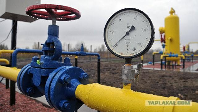 Украина купила газ в Европе в четыре раза дороже, чем могла купить у России, а у меня бомбит