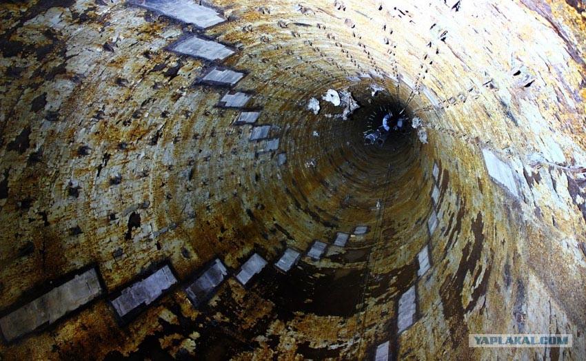 Бункер (Объект 221) под