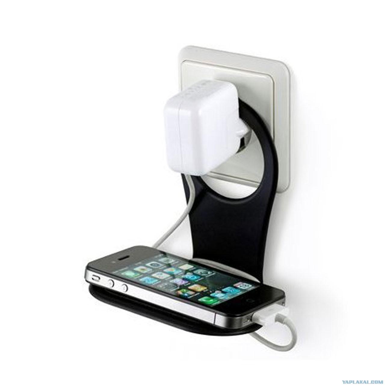 Как сделать подставку для телефона с зарядкой своими руками