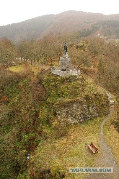 Люксембург - самое большое из маленьких государств