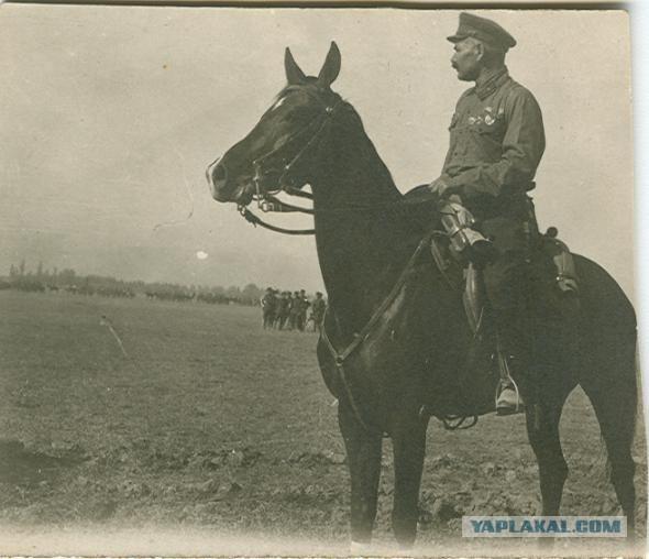 Как кавалеристы РККА порубили три румынских полка