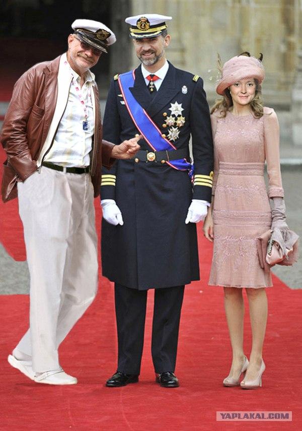 Когда была свадьба кейт миддлтон и принца