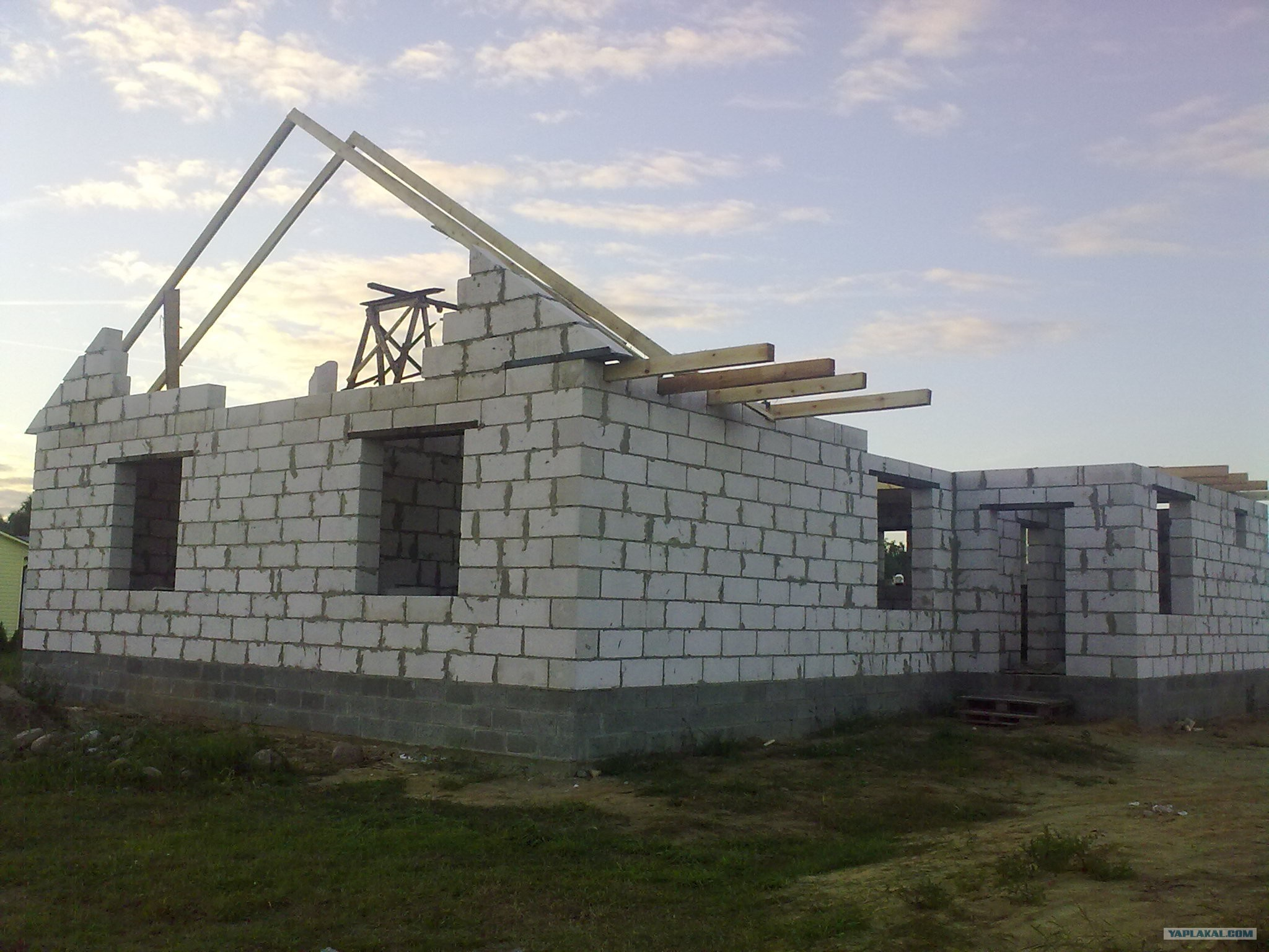 Строим дом своими руками 37