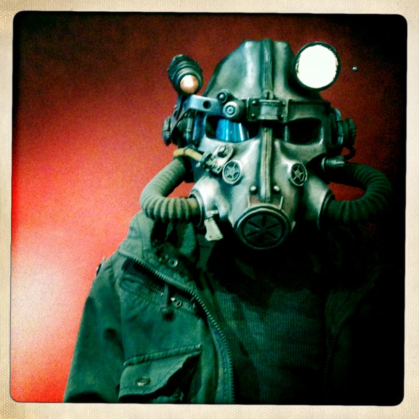 Шлем из Fallout 3
