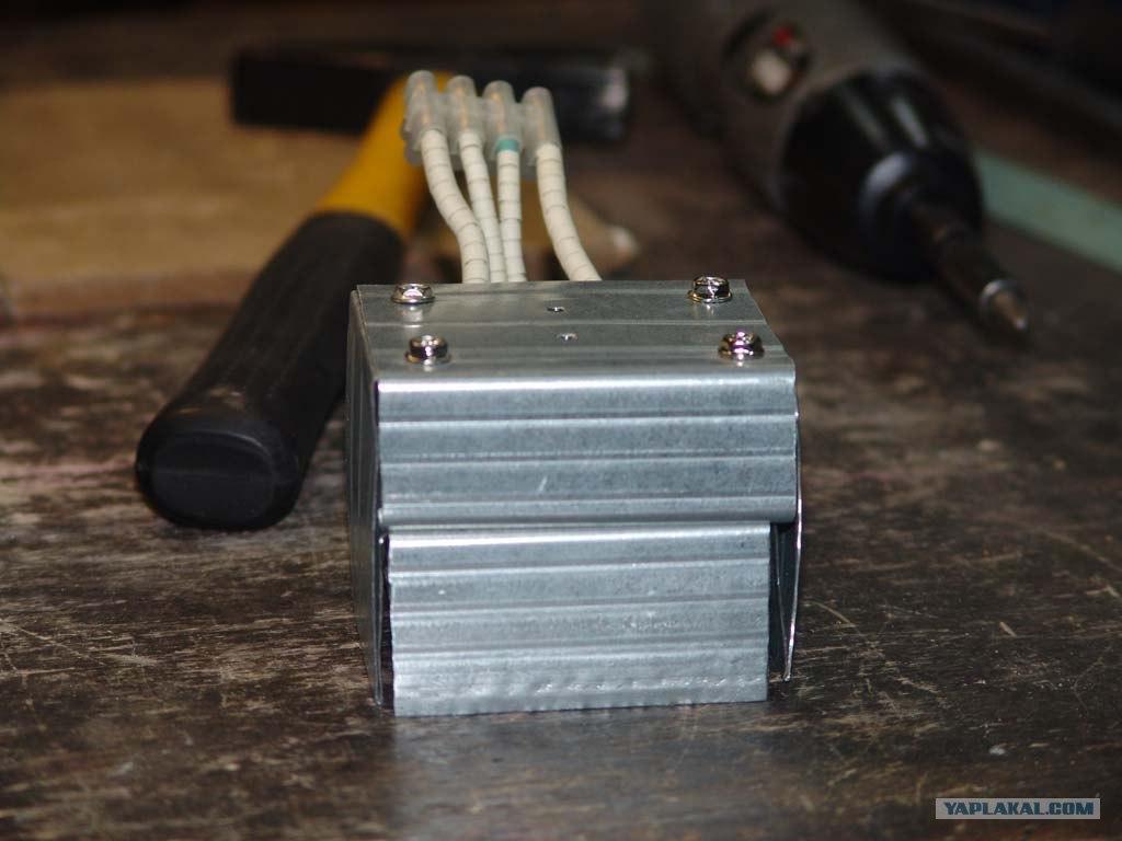 Керамический нагреватель для паяльника своими руками