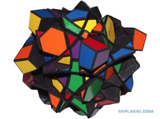 Кубик Рубика (готовь молоток)