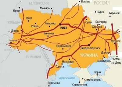 Газпром начал поставки газа в ДНР и ЛНР за счет