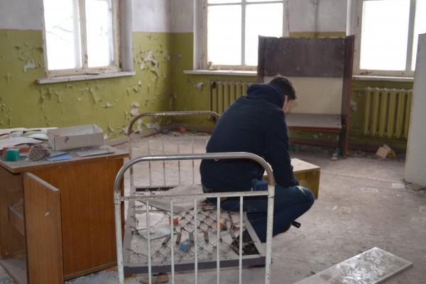 Чернобыль. Припять. Боль